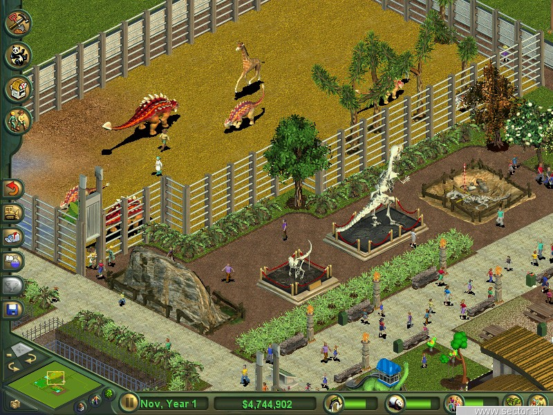 zoo tycoon marine mania and dinosaur digs trial free download
