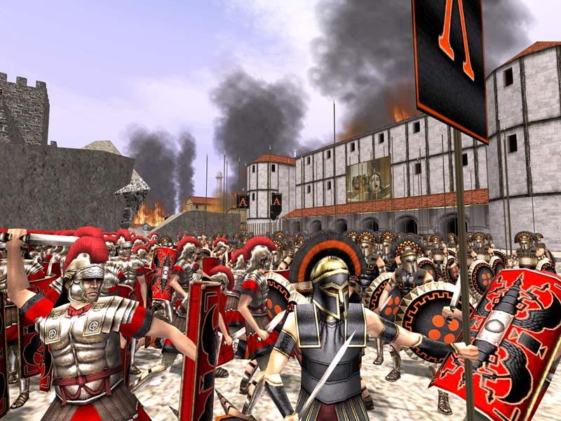 Rome: Total War - demo   fullgames.sk
