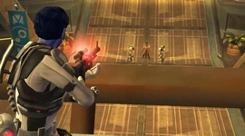 SW: The Old Republic - Imperial agent