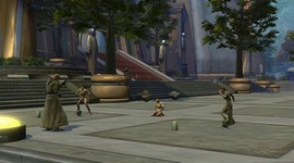 SW: The Old Republic - Dev Diary 8