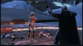 Star Wars: Old Republic - Sign of war