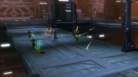SW: The Old Republic - Voidstar PvP Warzone