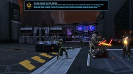 Star Wars Old Republic - Begin Your Journey
