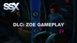 SSX - Retro Zoe Gameplay Trailer