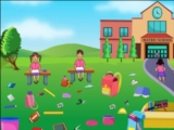 School Premises Cleaning