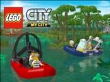 Lego City: Swamp Police