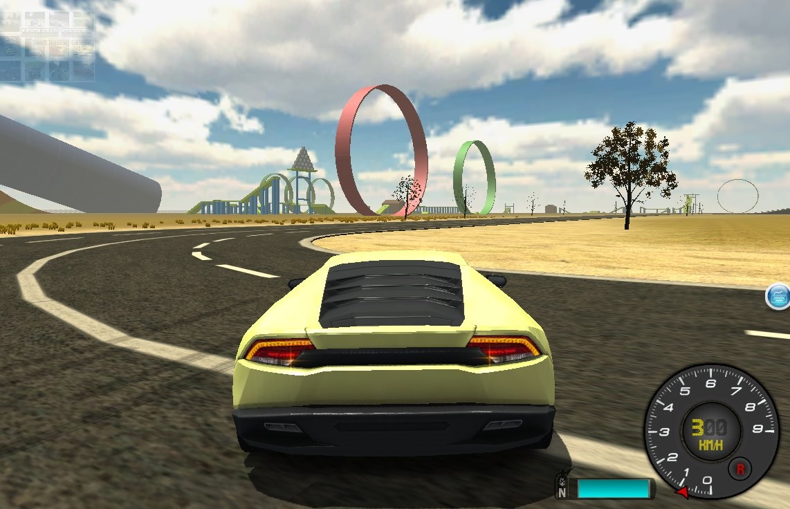 Image result for Stunt Car     game pic