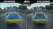 Project Cars - Low vs Ultra porovnanie