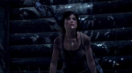 Rise of the Tomb Raider - Advancing storm - stealth gameplay
