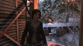 Rise of the Tomb Raider  - gameplay