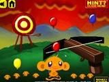 Monkey Go Happy Balloons