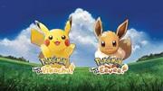 Pokémon: Let's Go, Pikachu! & Let's Go, Eevee! sú už vonku