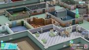 Two Point Hospital - tvorba hry s osobnosťou