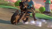 Mario Kart 8 Deluxe - The Legend of Zelda: Breath of the Wild update