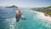 Assassin's Creed Odyssey upravil námorné boje