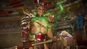 Mortal Kombat 11 ukazuje Shao Kahna