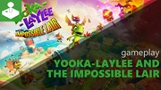 Gamescom 2019: Zahrali sme si Yooka-Laylee and the Impossible Lair