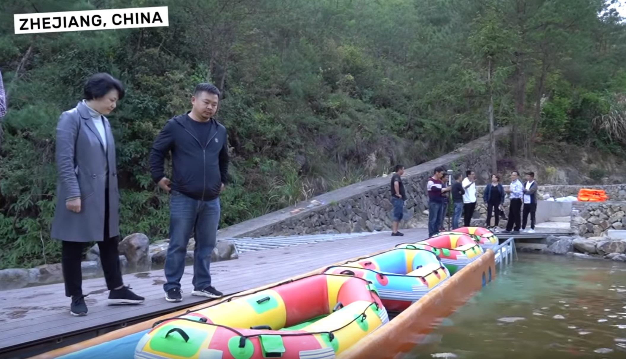 Uf... toto je najdlhšia vodná šmýkačka