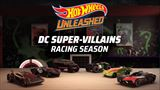 Hot Wheels Unleashed o mesiac začne jazdiť v DC Super-Villains Racing Season