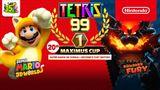 Tetris 99 prinesie už svoj dvadsiaty pohár