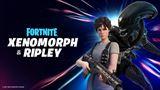 Do Fortnite prišla Ripleyová a Xenomorph