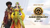 Overwatch oslavuje 5. výročie novým eventom