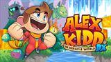 Retro titul Alex Kidd in Miracle World DX je vonku