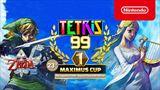 Tetris 99 dostane nový Maximus Cup so Zeldou