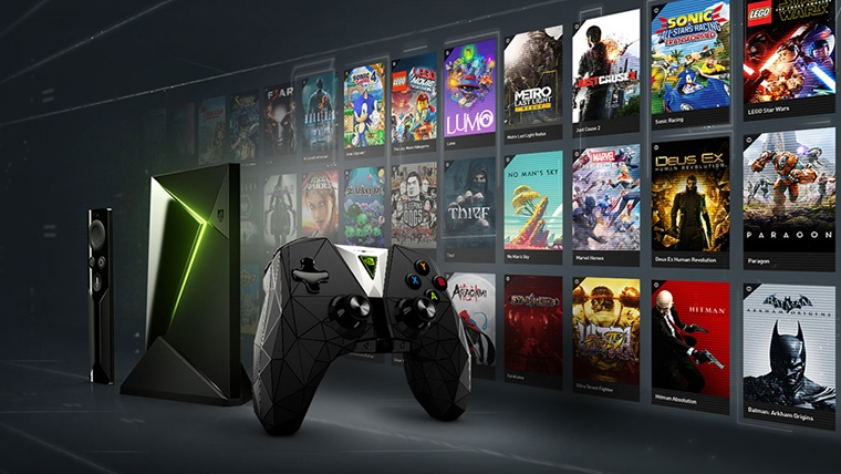 Otvorená beta Geforce Now bude čoskoro spustená na Nvidia Shield TV