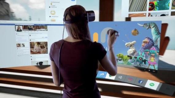 Oculus ohlásil Dash a Home aplikácie