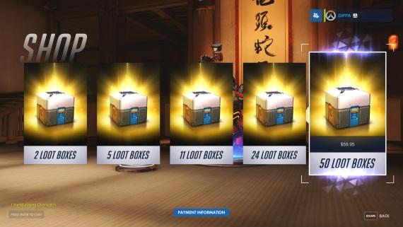 ESRB nevidí loot boxy ako gambling