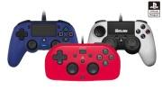 PS4 dostáva nové licencované gamepady a aj minigamepad
