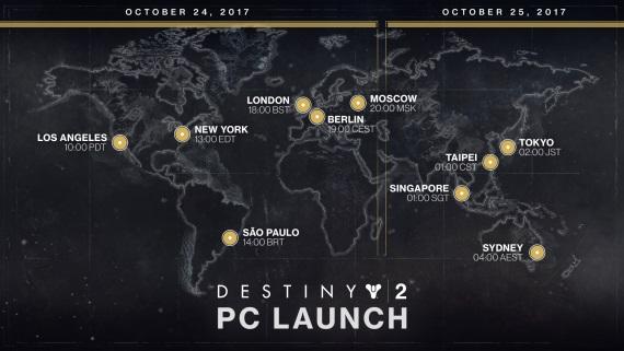Destiny 2 má finálne PC požiadavky