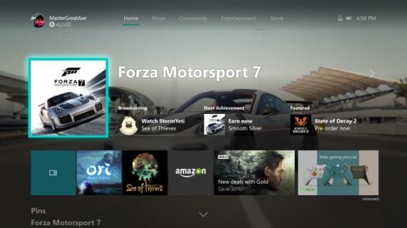Jesenný update pre Xbox One práve vychádza