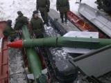 Len bežná nehoda v Rusku