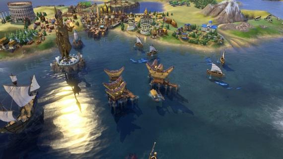 Civilization VI predstavuje Kmérov a Indonéziu