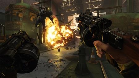 Dizajnér Wolfensteina 2 vysvetľuje, prečo singleplayer FPS umierajú