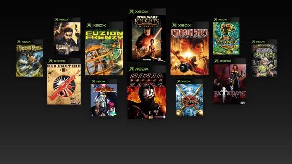 Prvá várka spätne kompatibilných Xbox titulov pre Xbox One leaknutá