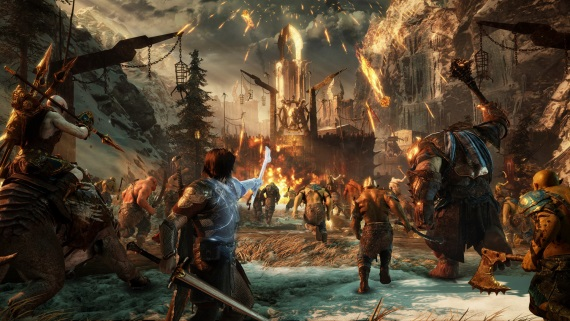 Middle-Earth: Shadow of War dostal recenzie