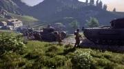 Ďalšia hra z druhej svetovej vojny, Project 1942, vás nechá hrať za Nemcov