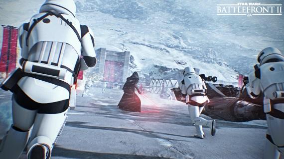 EA upravuje ceny hrdinov v Star Wars Battlefront II