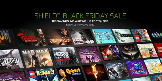 Nvidia spustila svoje výpredaje na Shielde