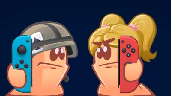 Červíci po rokoch opäť prichádzajú na Nintendo platformu