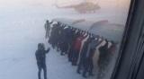 Štartovanie lietadla v Rusku