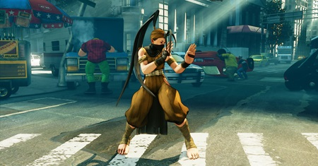 Street Fighter V oslavuje bohatú históriu značky a jej budúcnosť s novými kostýmami a úrovňami