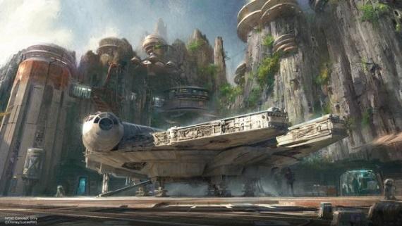 Týždenník - Star Wars nádielka