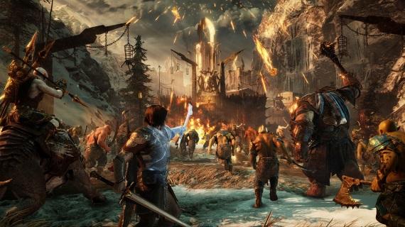 Shadow of War ukazuje hodinový gameplay