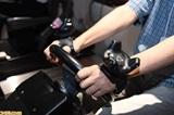 Automatová verzia Mario Kart Arcade GP VR sa predvádza