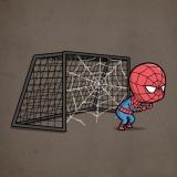 Ako by superhrdinovia hrali športy?