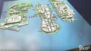 Porovnanie máp známych herných svetov v 3D